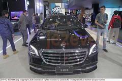 2019-12-30 05086 Mercedes 2020 Taipei International Auto Show