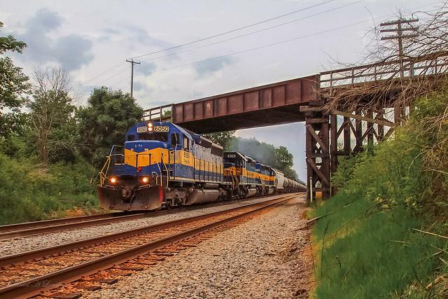 DME 6050, ICE 6216, 6429 TRN641 Reeseville JUL22,2013
