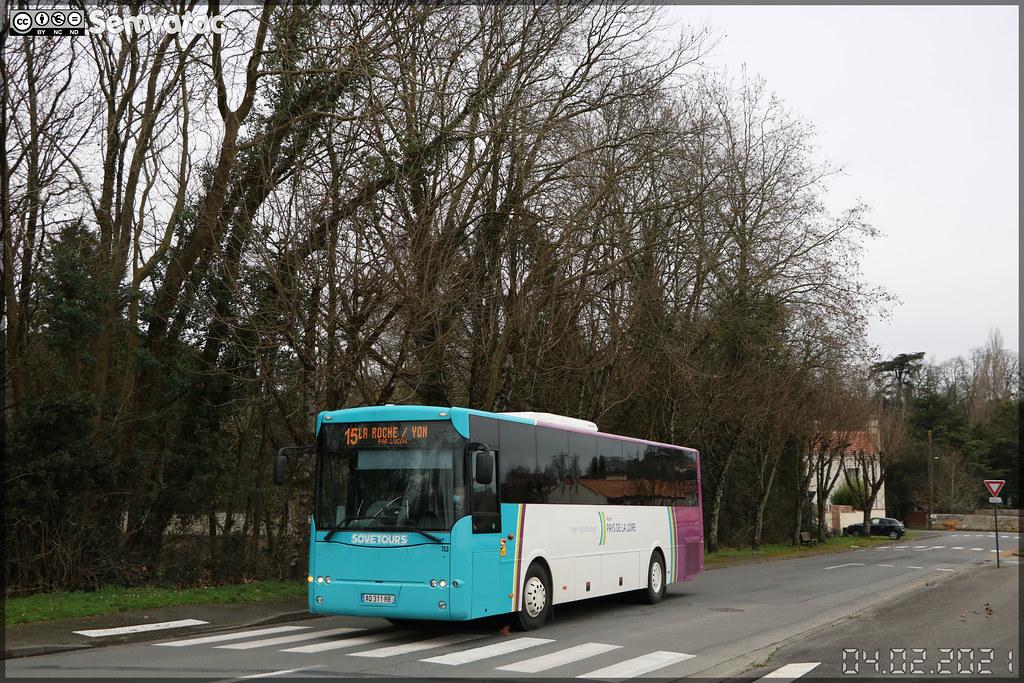 Fast Concept Car Starter – Sovetours (Groupe Fast, Financière Atlantique de Services et de Transports) / Aléop – Pays de la Loire n°753