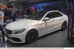 2019-12-30 05292 Mercedes 2020 Taipei International Auto Show