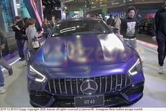 2019-12-30 05153 Mercedes 2020 Taipei International Auto Show