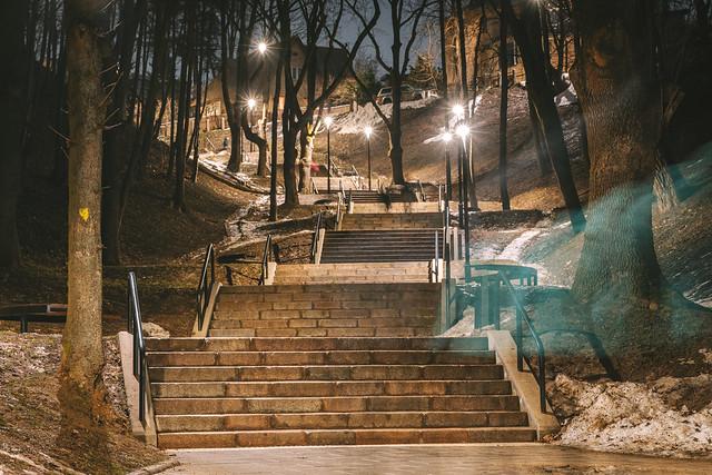 Stairs | Kaunas #57/365