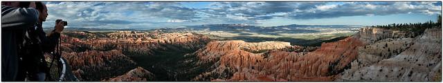 Sunset, Bryce Canyon