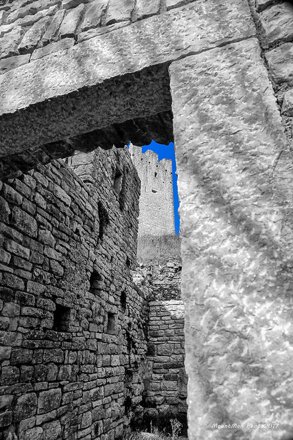 Dvigrad, napušteni gradić: detalji