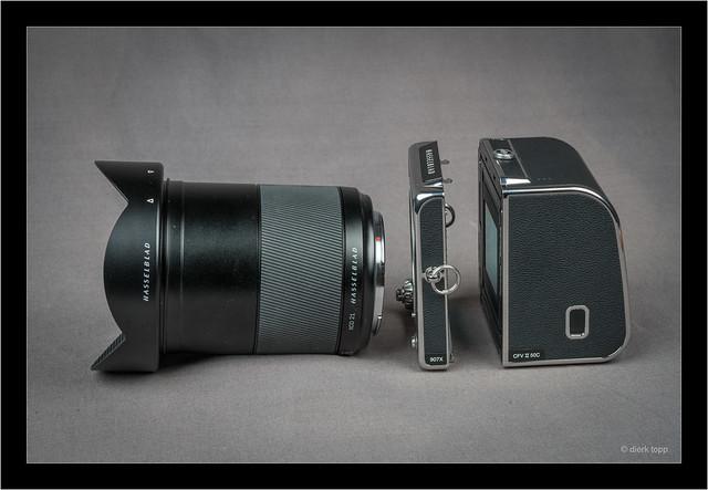 XCD 4/21 - Hasselblad 907X -  CFV II 50C digital back