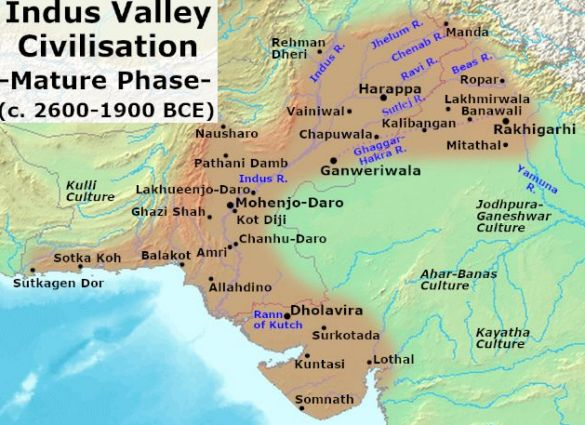 IndusValleyCivilisationJaneMcIntosh2008TheAncientIndusValleyNewPerspectivesISBN978-1-57607-907-2