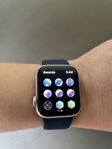 Apple Watch Badges