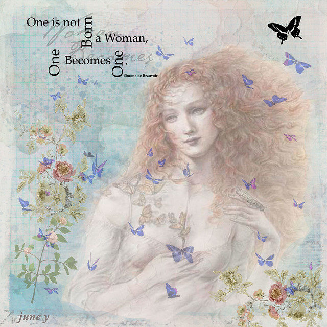 Born a Woman