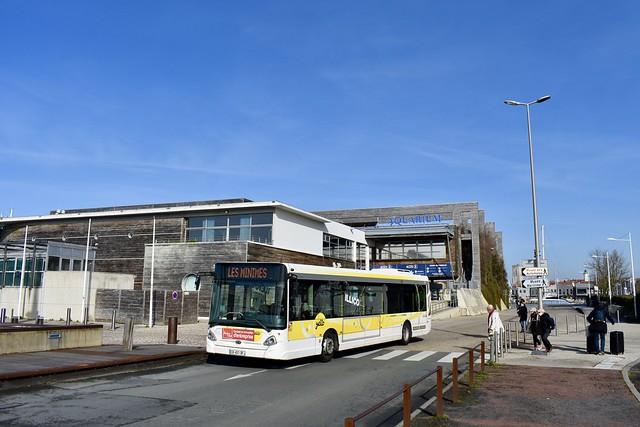 La Rochelle - HeuliezBus GX 327 - 19/02/21