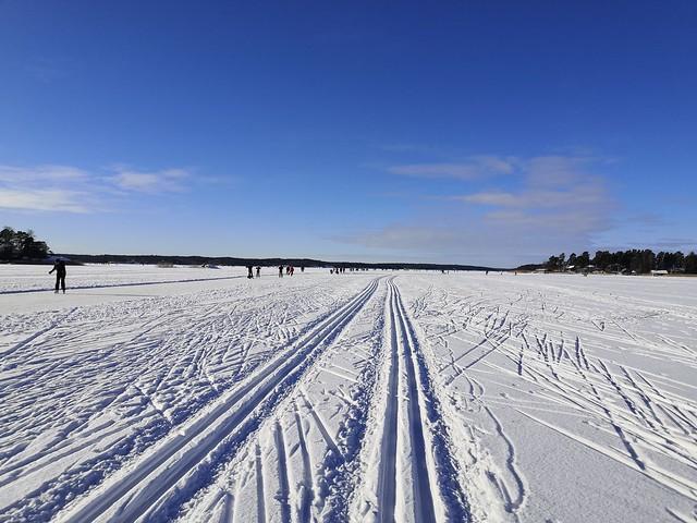 Cross country skiing Turku 2021