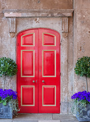 Red door- Windsor