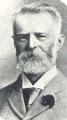 Frederick Wilson, the scheming editor of the East Anglian Daily Times