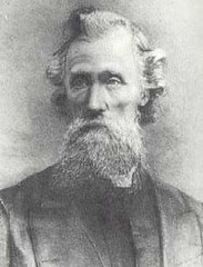 Reverend Wickham Tozer of St Nicholas Street chapel