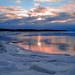 An escapade along the edge of the ice