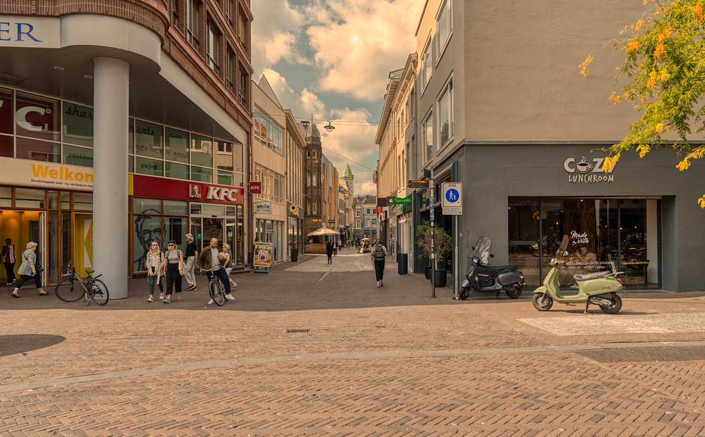 Roggestraat, Arnhem.