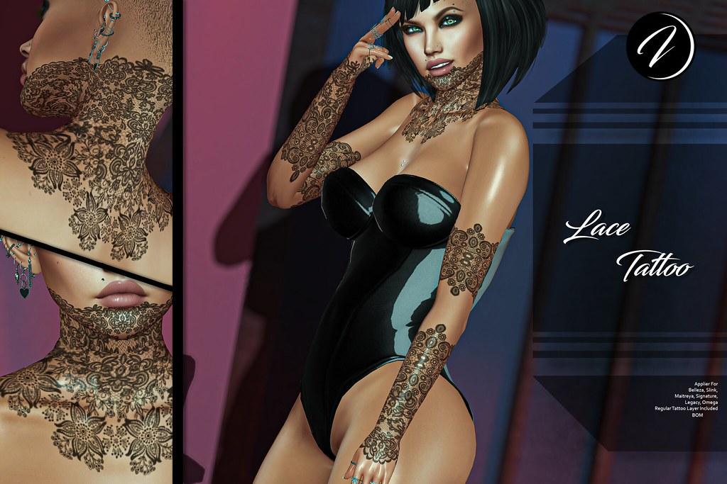 ..:: INKer ::.. Lace Tattoo