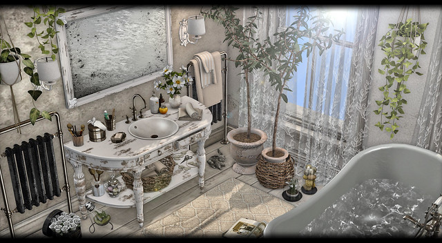 DaD - Les Memoires - Cozy Bathroom Set