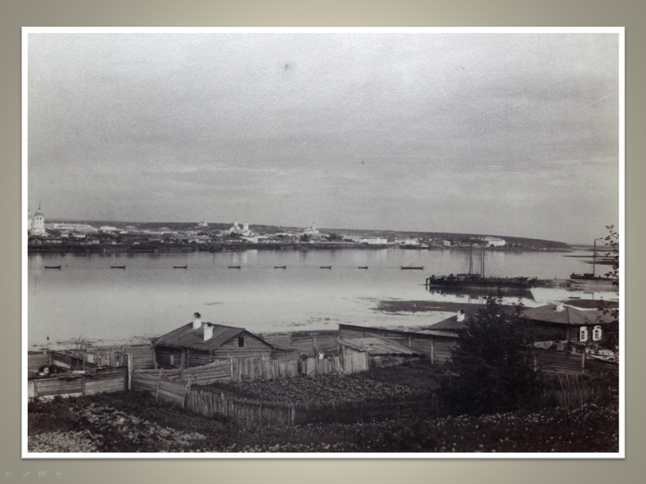 07. Вид города с Кайской горы в районе Троицкой церкви