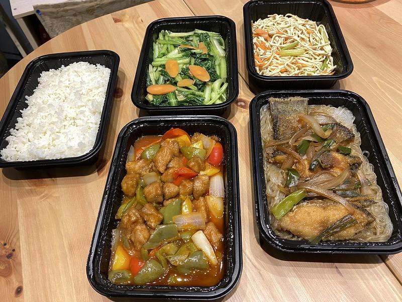 蘆洲、三重晚餐外送!康和廚房,每日新鮮現煮,專為小家庭設計,好方便熱騰騰宅配到家 @秤瓶樂遊遊