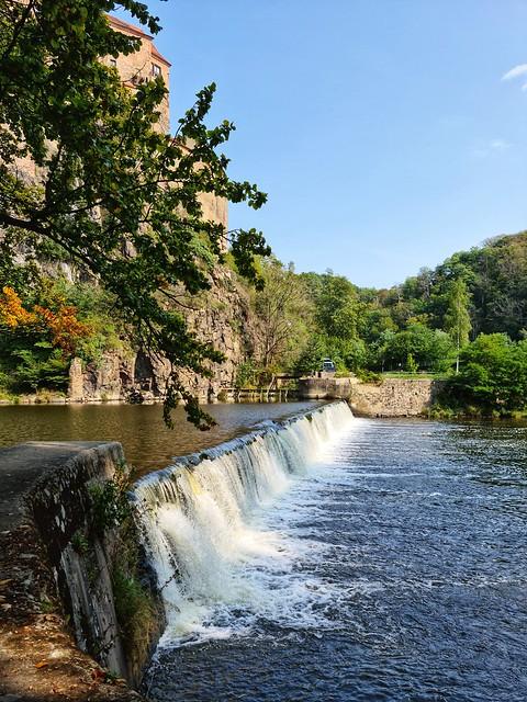 Zschopau River