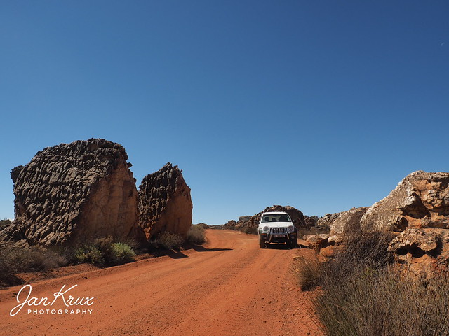 Jeeping The Cederberg Mountains