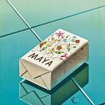 Mon, 2021-02-01 00:00 - LEUPIN, Herbert. Maya [soap], Frederic Steinfels, Zürich.