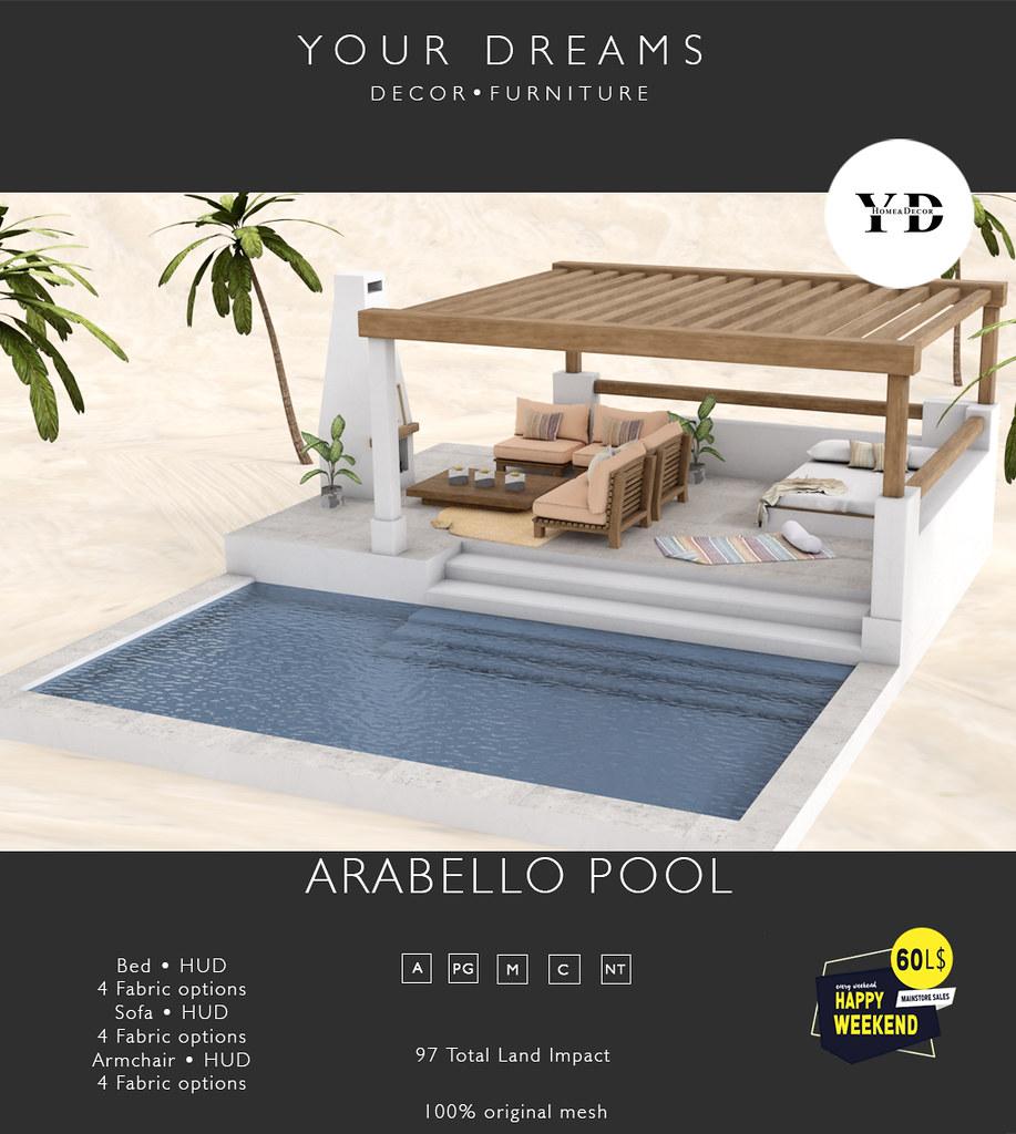 {YD}  Arabello Pool