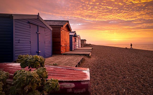 Hastings Sunrise!