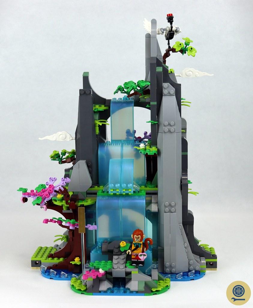 80024 The Legendary Flower Fruit Mountain 09