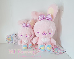 Polka Dot Bow Cotton Candies