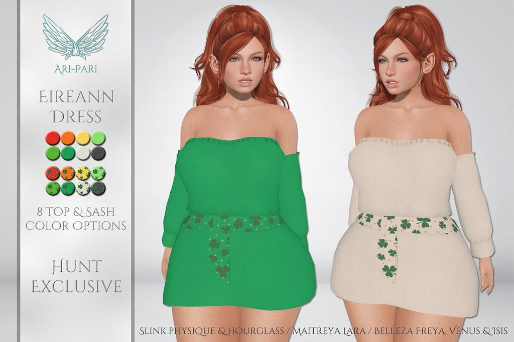 [Ari-Pari] Eireanne Dress