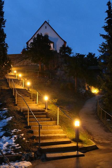 Flüeli-Kapelle in Flüeli-Ranft