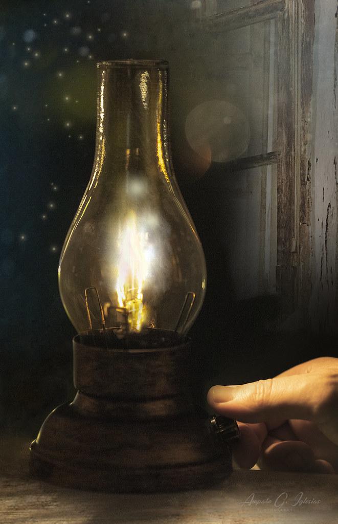 Luz de gas - Amparo García iglesias