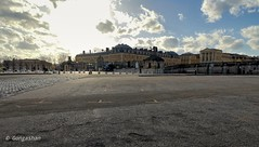 Parking du Chu00e2teau de Versailles