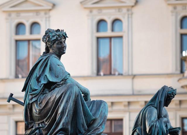 Erzherzog Johann Brunnen Graz