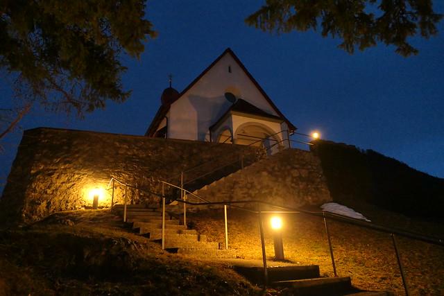 Flüeli-Kapelle in Flüeli-Raft