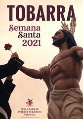 CARTEL DE SEMANASANTA DE TOBARRA 2021