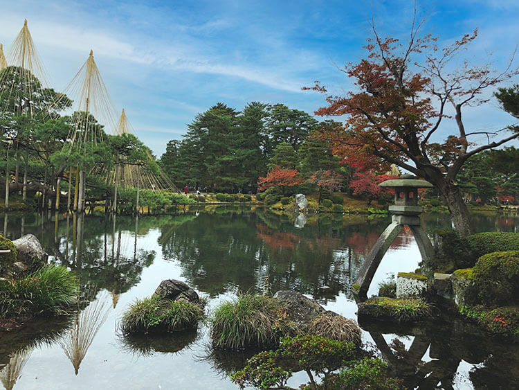 Central Japan is the central part of Honshu, Japan