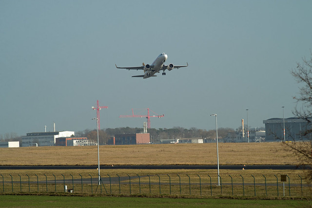 BER Brandenburg A-320 Pegasus 25.2.2021