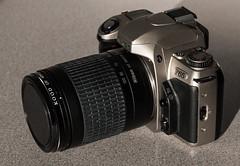 Nikon F65 SLR Film Camera With Nikkor 28-100mm 1:3.5-5.6 G