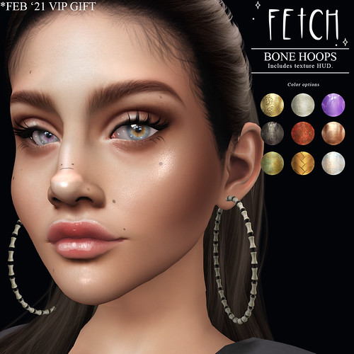[Fetch] Bone Hoops @ VIP Group Gift!