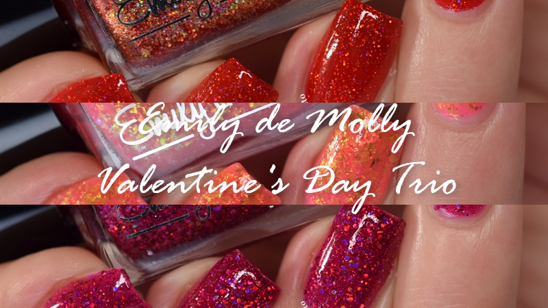 Emily De Molly Valentine's Day Trio