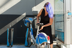 Mobi by Shaw Go Vancouver Bike Share