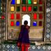 ind-6305    (tags:    india udaipur coloredglass palace shadows    )