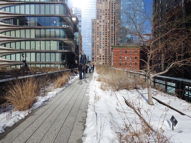 202102228 New York City Chelsea High Line