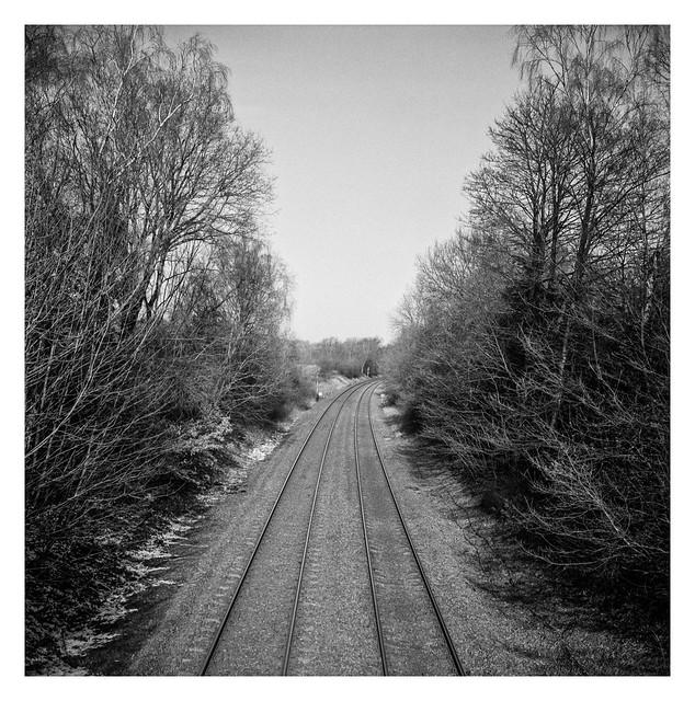 Empty tracks