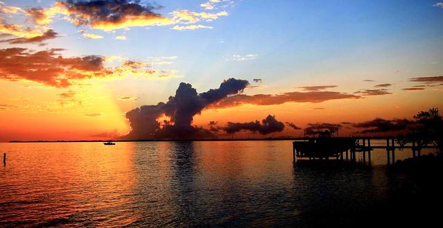Sunset Beach, Florida Keys, USA
