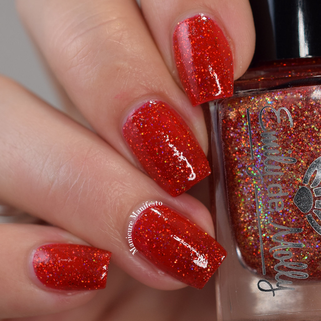 Emily De Molly Cherry Waves swatch