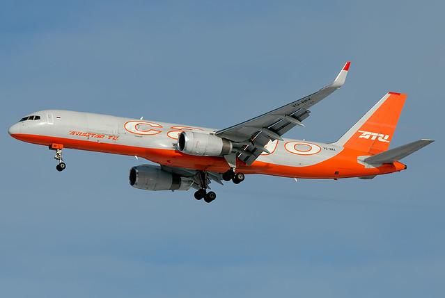 VQ-BKK Aviastar-Tu Cargo Boeing 757-223(SF)(WL)