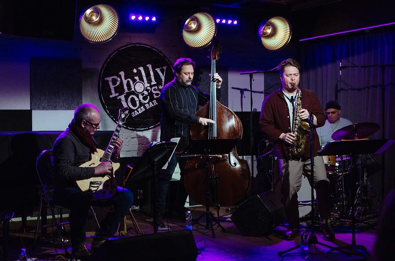 Jazzliit ja Philly Joe's LIVE | Brian Melvin Quartet | 26.02.2021